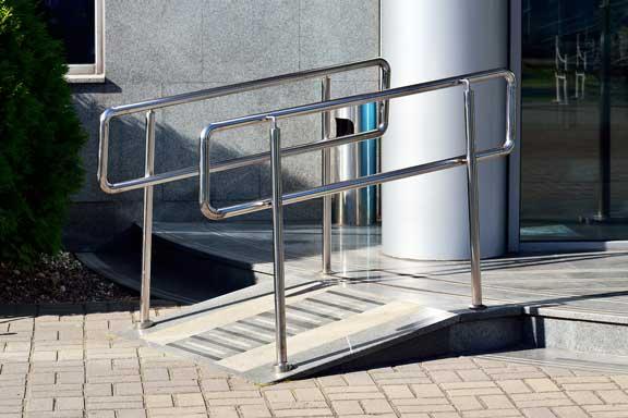 wheelchair ramp plans professional wheelchair access ramps