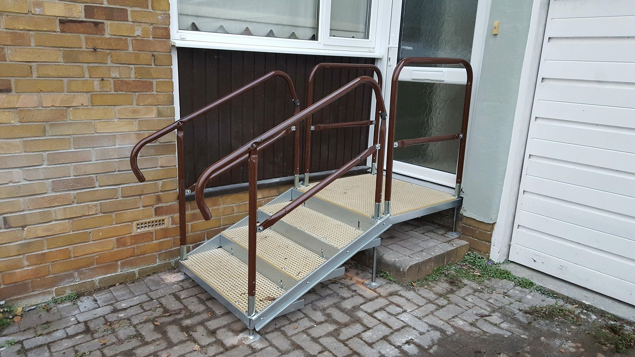 Disabled step